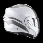 Blanc perle-Argent